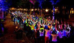 The Hague Peace Night Run.